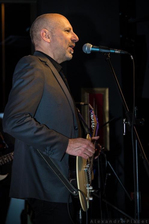 Concert au Hard Rock Café (c) Alexandre Placet